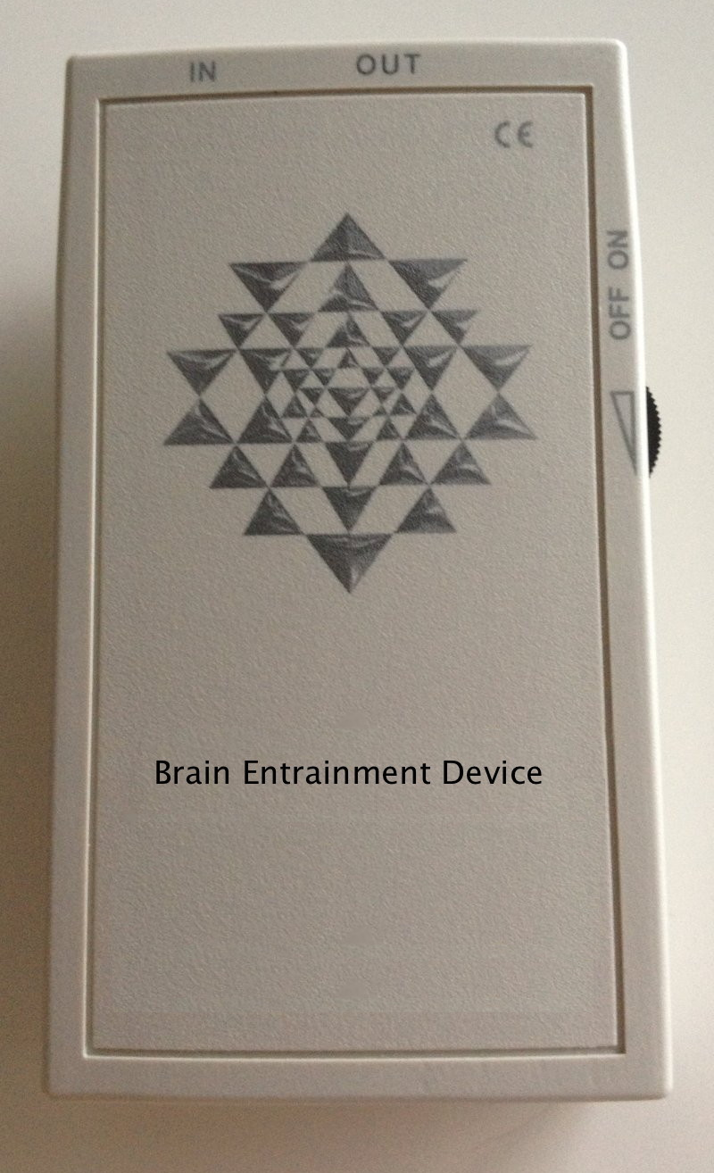 Brain Entrainment Device