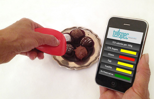 Pocket-Sized Spectrometers Reveal What's In Our Foods, Medicines, Beverages, etc..
