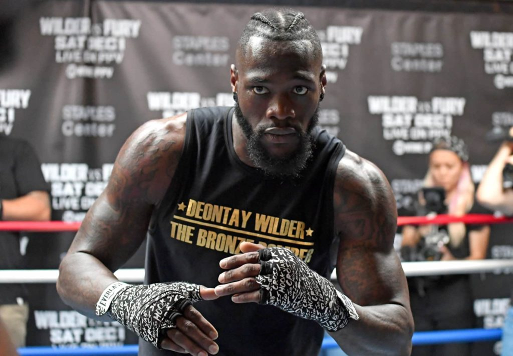 Deontay Wilder Might Be America's Next Great Heavyweight (#GotBitcoin?)