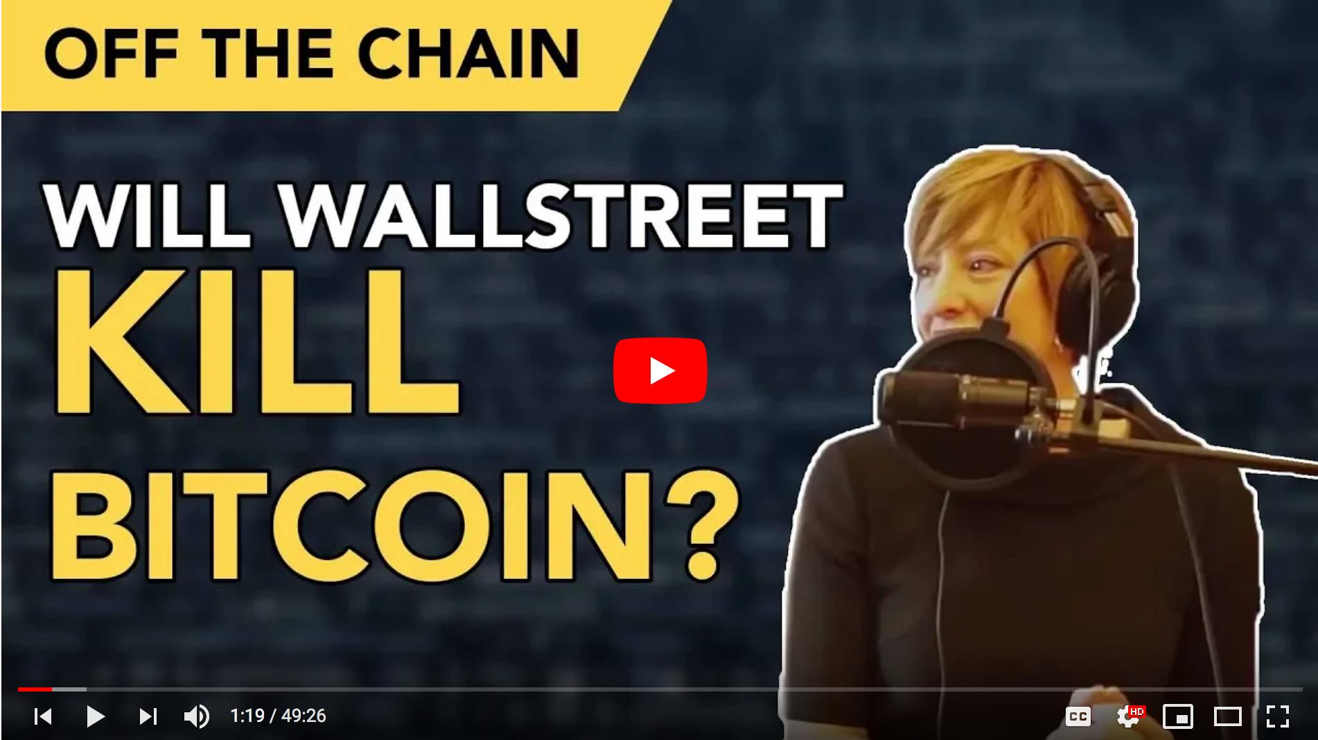 Caitlin Long on Bitcoin, Repo Fiasco, Blockchain And Rehypothecation (#GotBitcoin?)