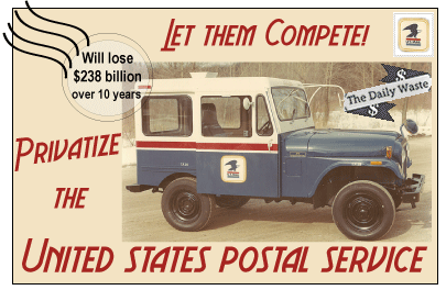 U.S. Proposal Would Let Postal Service Sell Access To Your Mailbox (#GotBitcoin?)