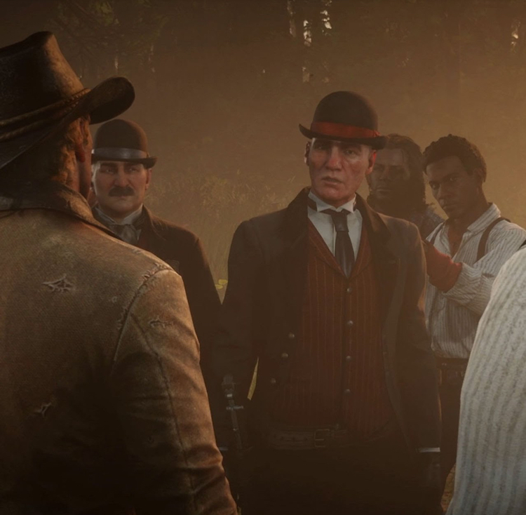 'Red Dead Redemption II', Pinkertons, Detectives And The Origin of The Private Eye (#GotBitcoin?)