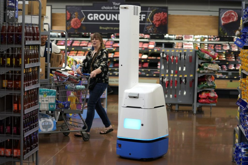 New Job For Robots: Taking Stock For Retailers (#GotBitcoin?)