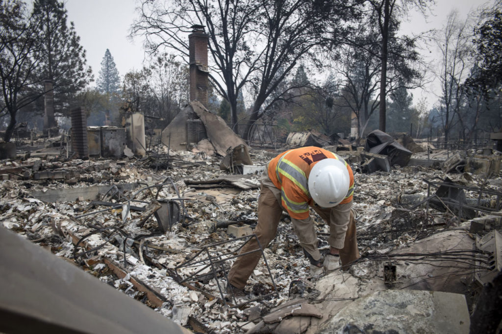 Mishandling Of California Fires Cause State Regulators To Propose Breaking PG&E Into Pieces (#GotBitcoin?)