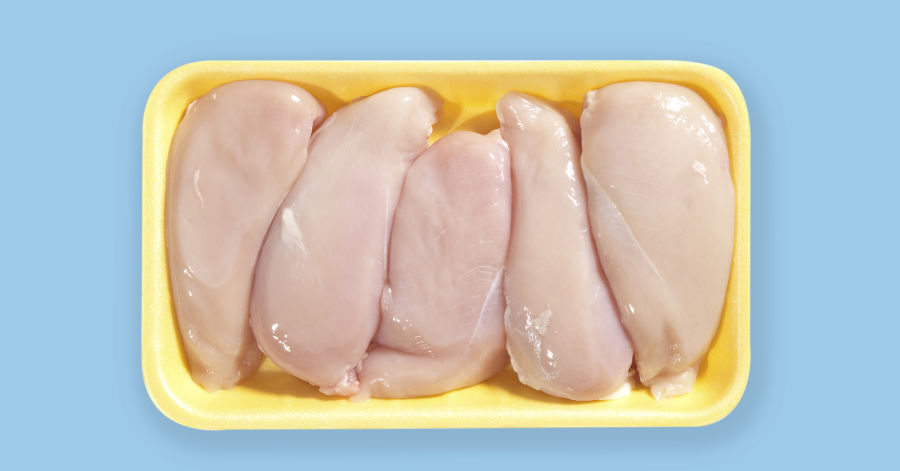Fast-Growth Chickens Produce New Industry Woe: 'Spaghetti Meat' (#GotBitcoin?)