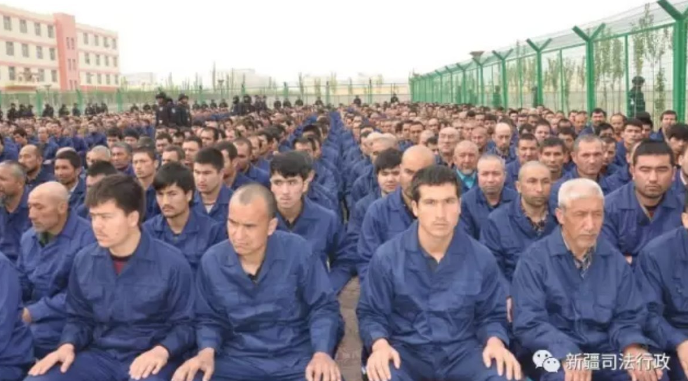 Trump Silent On Mass Detentions, As China Razes Muslim Communities To Build A Loyal City (#GotBitcoin?)