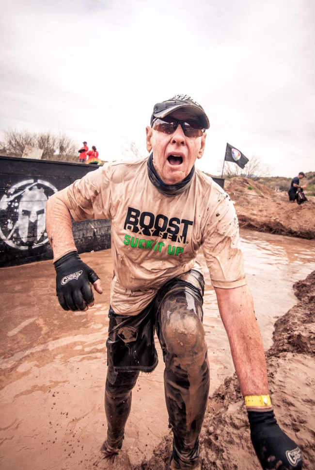 He Conquered Cancer, Then 15 Spartan Races In A Year (#GotBitcoin?)