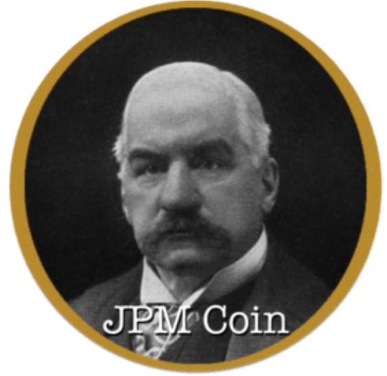 JPMorgan Chase With It's JPM ShitCoin Wants To Take On Bitcoin (#GotBitcoin?)