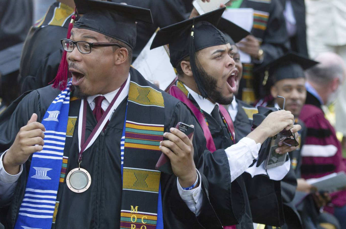 A Gift to Morehouse Class of 2019: Your Student Loans Are Gone (#GotBitcoin?)