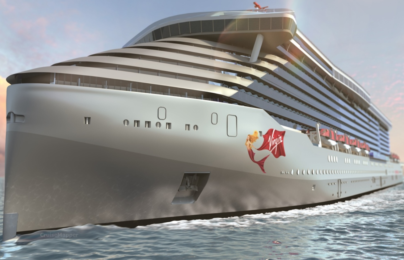 Virgin Voyages Cruise Line (Inaugural Voyage 2020) (#GotBitcoin?)