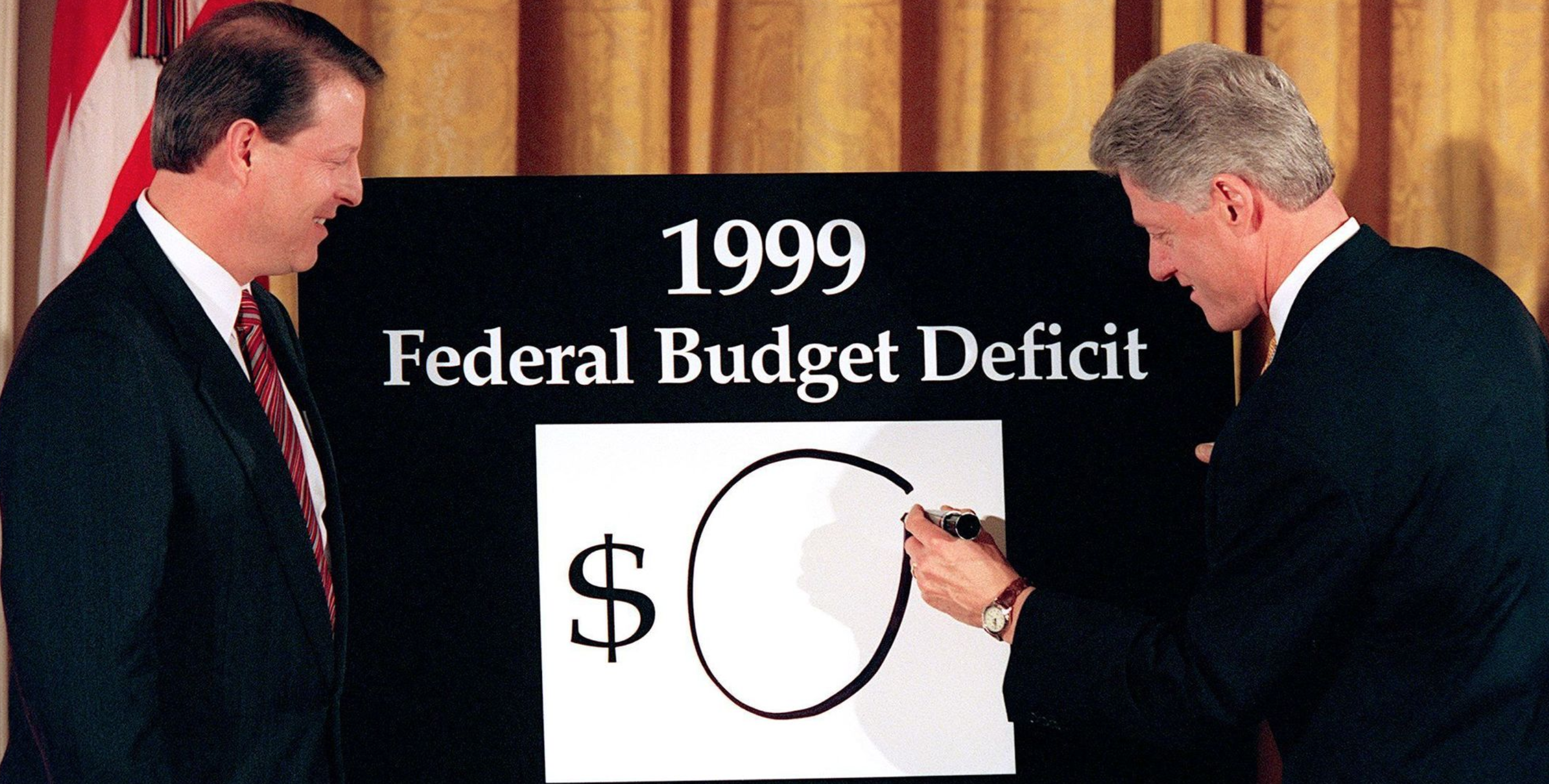 Washington Has Learned To Love Debt And Deficits (#GotBitcoin?)