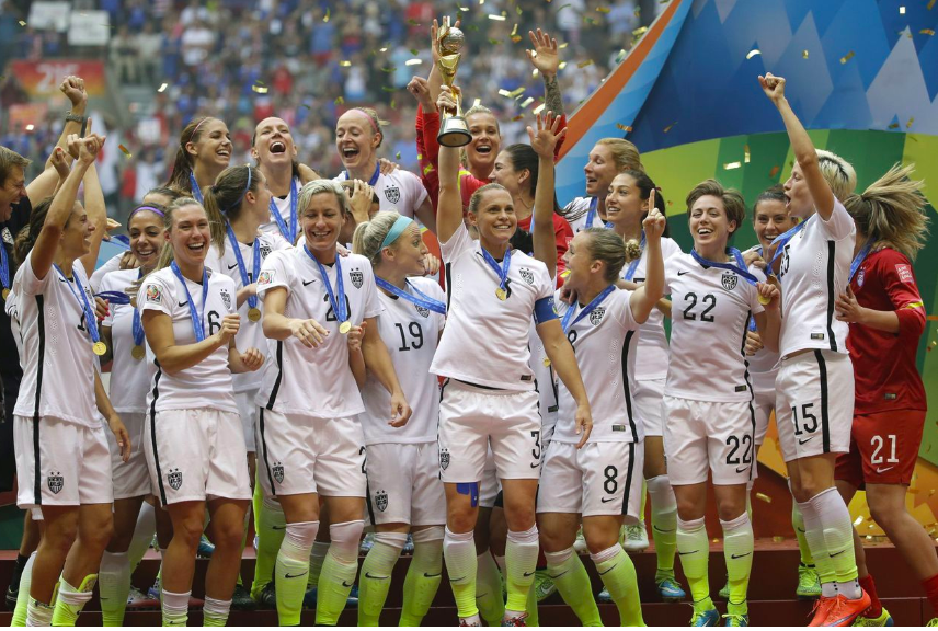 U.S. Women's Soccer Games Outearned Men's Games (#GotBitcoin?)