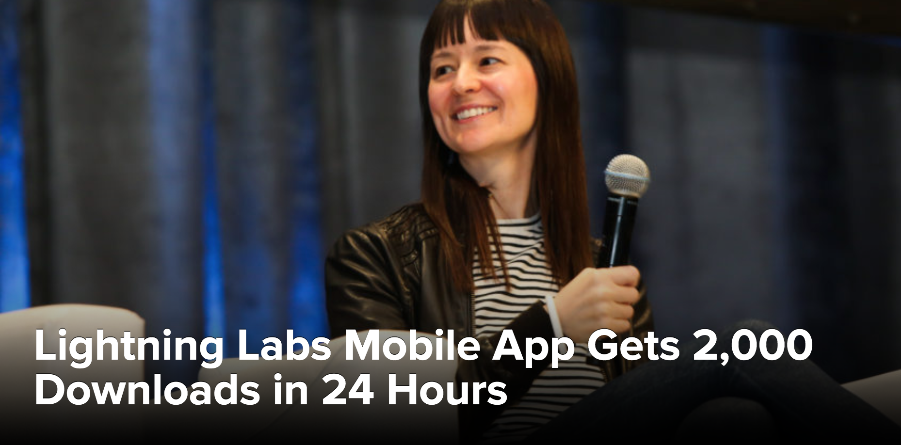 Bitcoin's Lightning Labs Mobile App Gets 2,000 Downloads In 24 Hours (#GotBitcoin?)