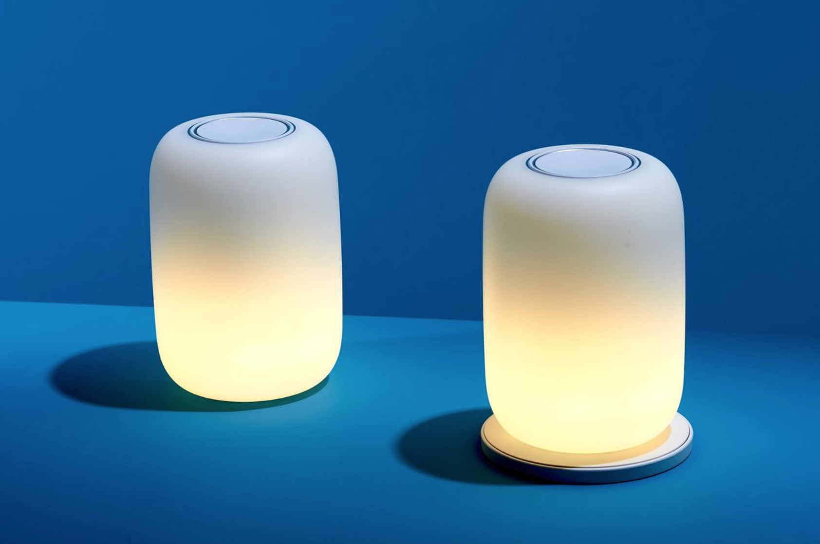 A Bedside Lamp Designed To Help You Sleep Better (#GotBitcoin?)