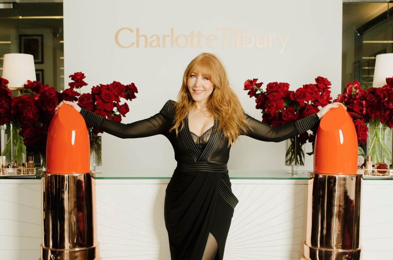 Charlotte Tilbury, Britain's Favorite Lipstick Mogul, Is Invading Los Angeles (#GotBitcoin?)