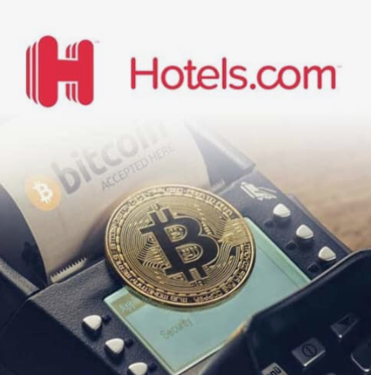 You Can Now Get Bitcoin Rewards When Booking At Hotels.Com (#GotBitcoin?)