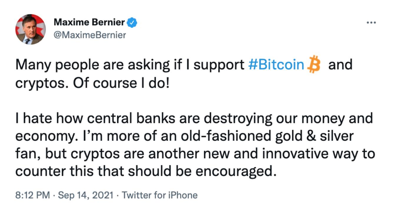 Ultimate Resource On Pro-Bitcoin Congressmen And Senators #GotBitcoin