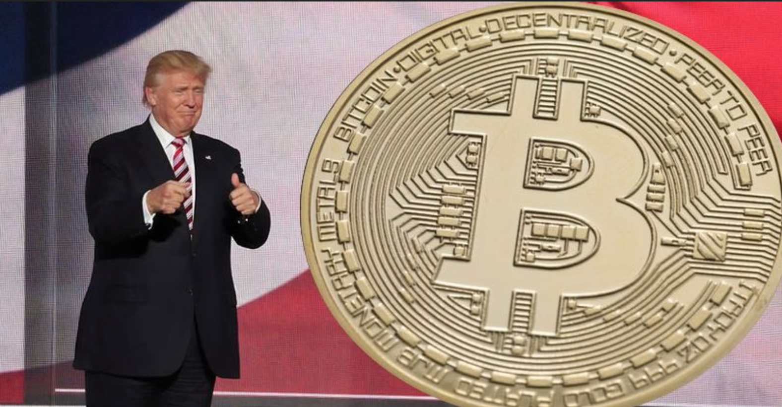 Trump Bashes Bitcoin And Alt-Right Is Mad As Hell (#GotBitcoin?)