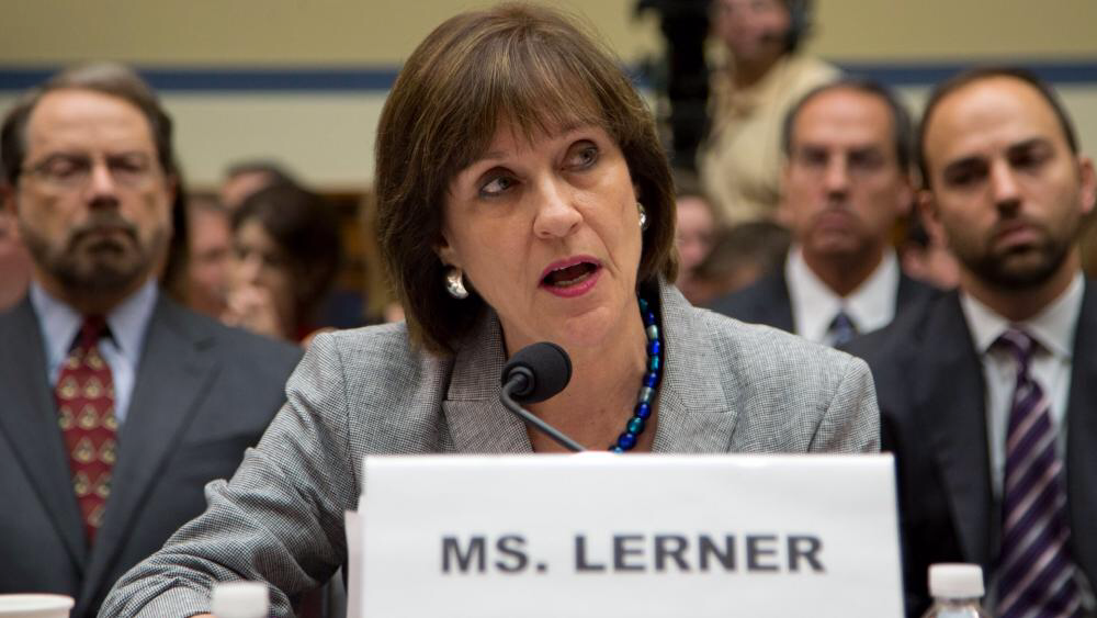 Trump DOJ Declines To Charge Lois Lerner In IRS Scandal (#GotBitcoin?)