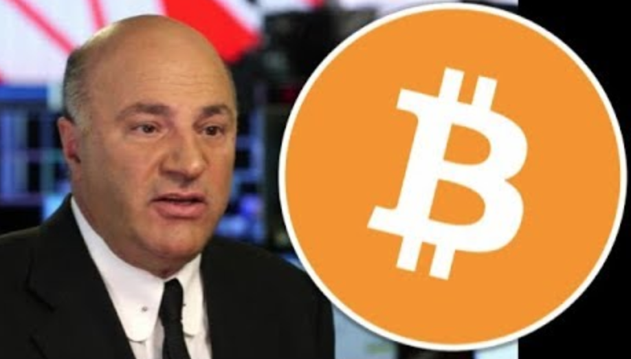 Kevin O'Leary Of Shark Tank Fame Busted Lying About His Views On Bitcoin