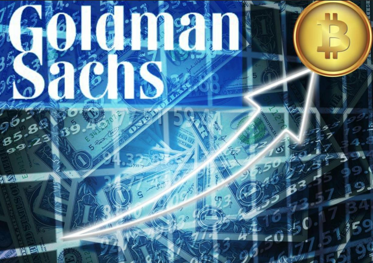 Goldman Sachs Gets Bullish On Bitcoin With A Price Target Of $13,971 (#GotBitcoin?)