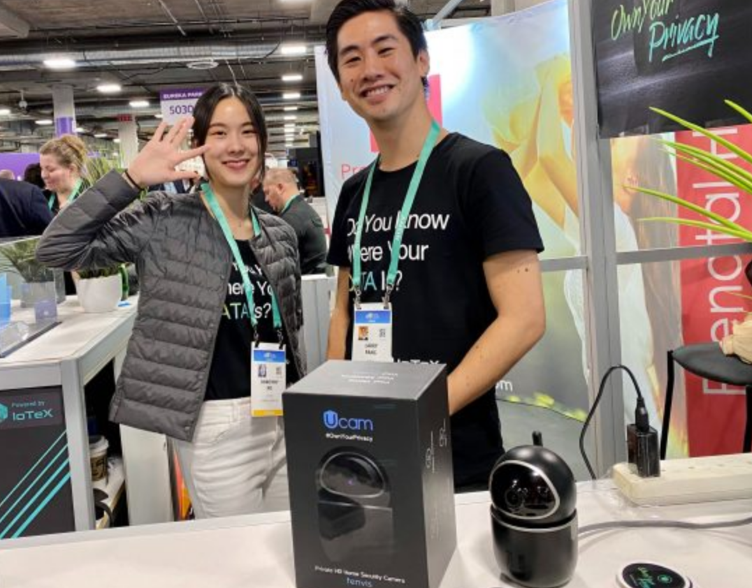 A Blockchain-Secured Home Security Camera Won Innovation Awards At CES 2020 Las Vegas