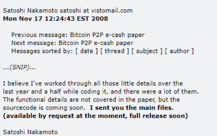 Adam Back On Satoshi Emails, Privacy Concerns And Bitcoin's Early Days