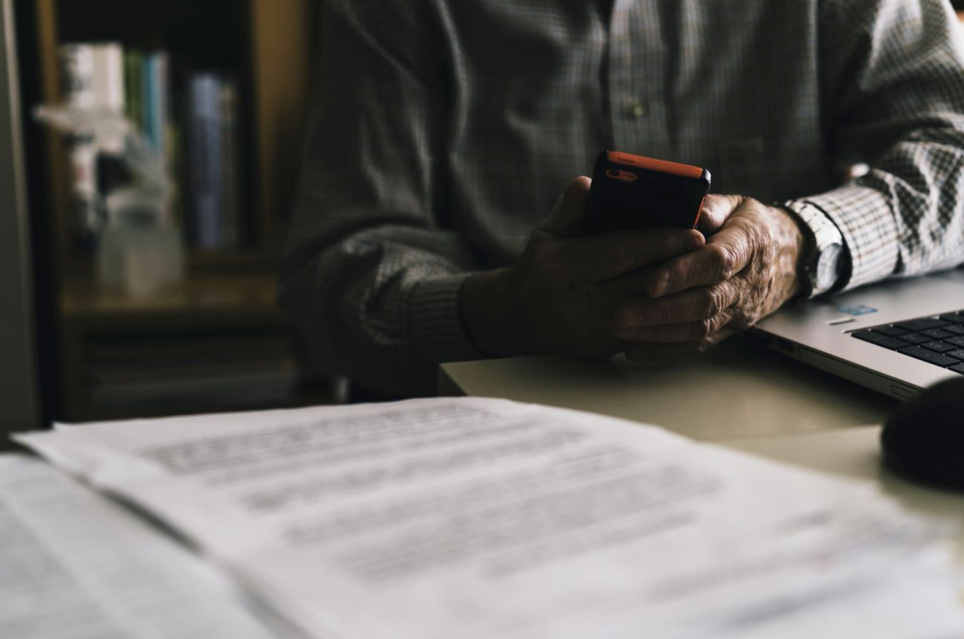 After He Fell For A $40K Phone Scam, His Bank Offered To Help—If He Stayed Quiet (#GotBitcoin?)