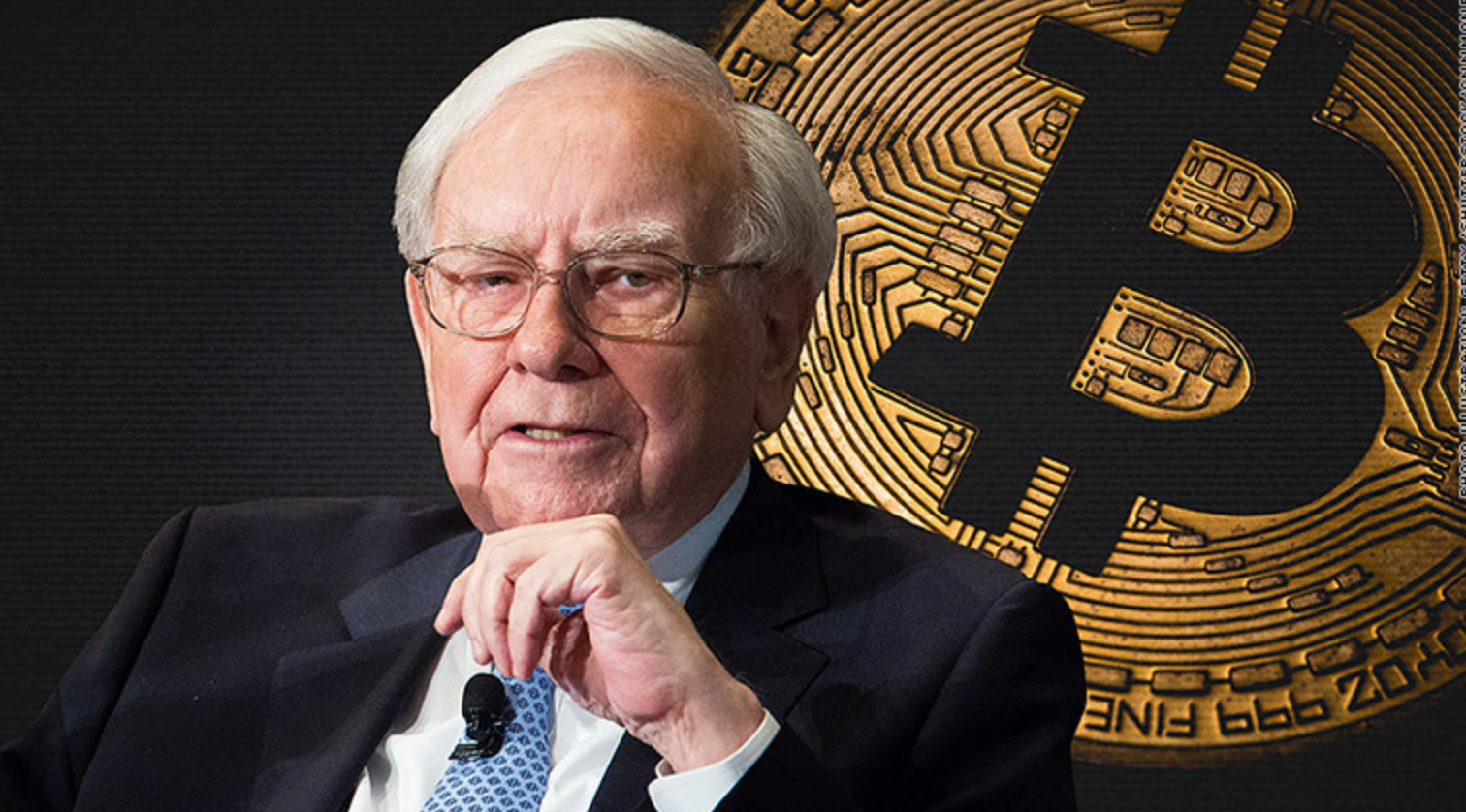 Crypto-currency Founder Met With Warren Buffett For Charity Lunch (#GotBitcoin?)