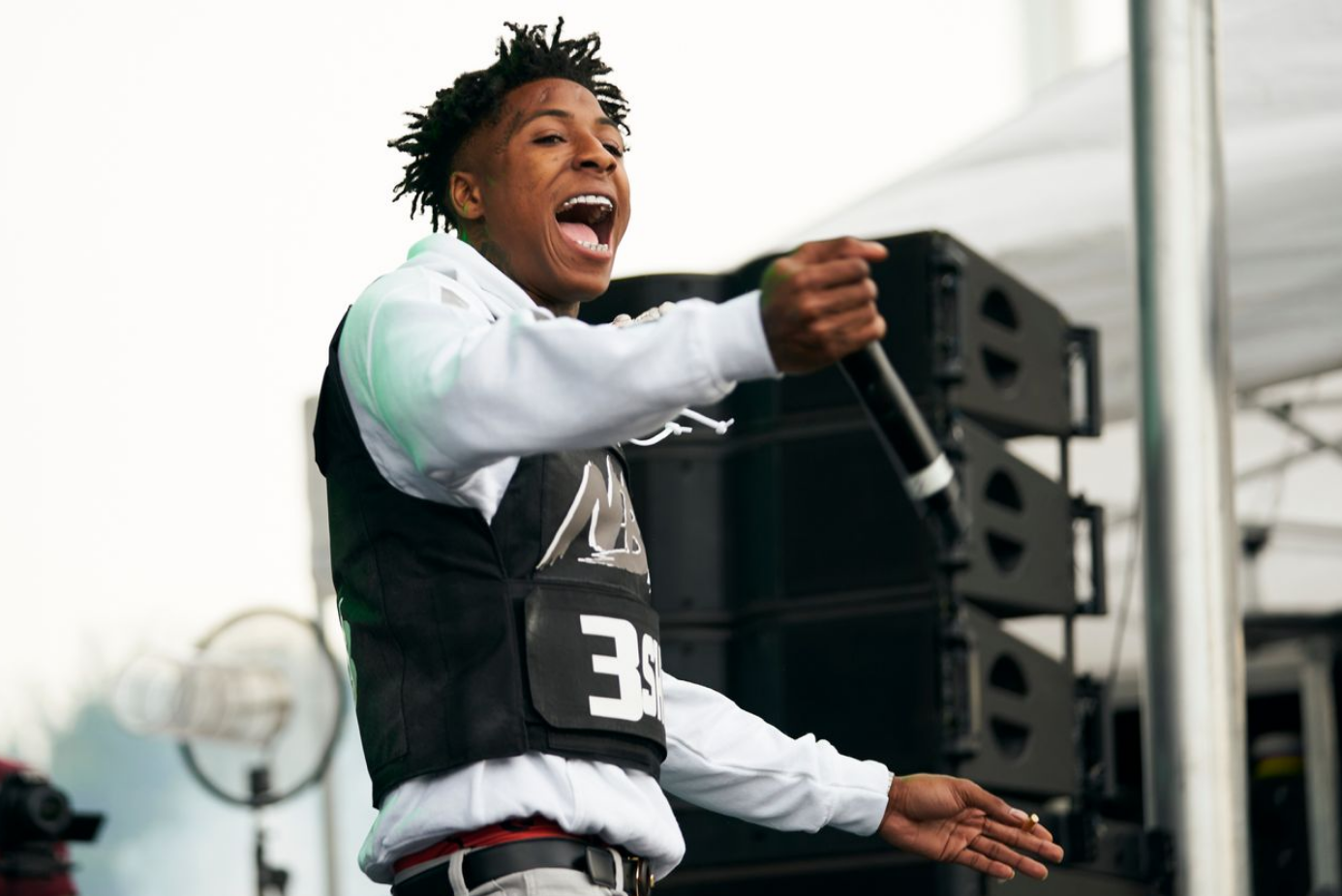 """YoungBoy Never Broke Again"" Was YouTube's Biggest Music Act Last Year (#GotBitcoin?)"