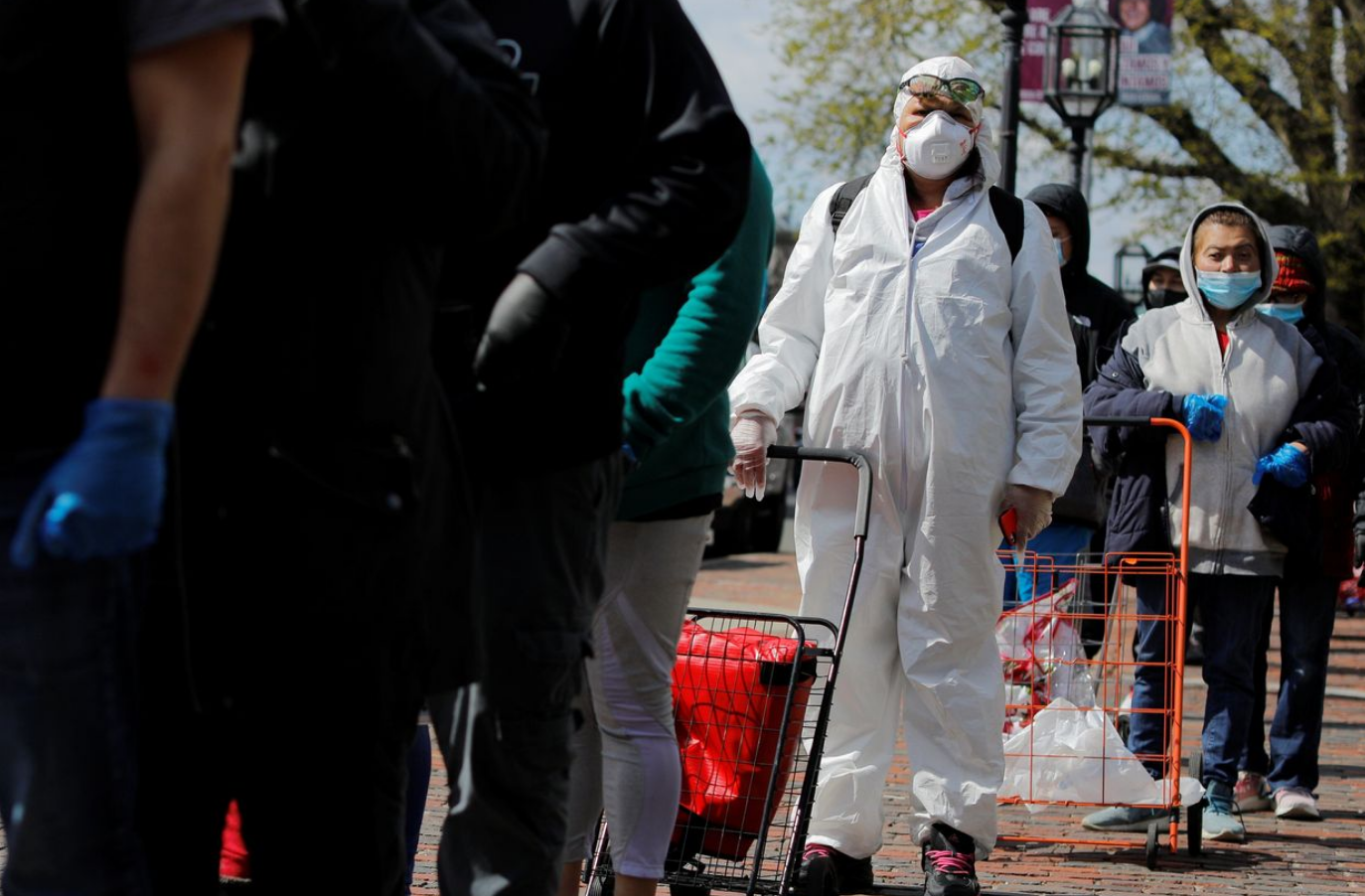 Protests In U.S. To Coronavirus Restrictions Could Be Catalyst For Economic Change (#GotBitcoin?)
