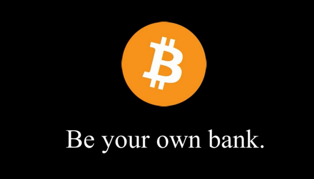 Mainstream Banks Discourage Clients From Crypto Encourages B.Y.O.B Be Your Own Bank (#GotBitcoin?)