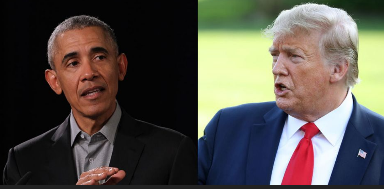 In Leaked Audio, Obama Slams Trump Coronavirus Response, Concerned About DOJ Dropping Flynn Case