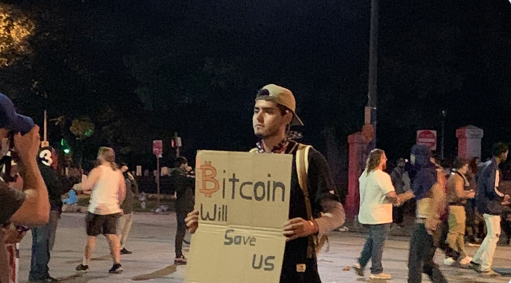 'Bitcoin And Black America' Author: Protest By Buying BTC
