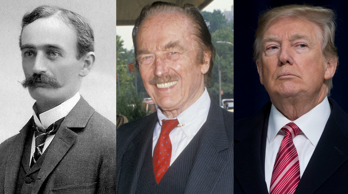 Trump's Family Fortune Originated In A Canadian Gold-Rush Brothel