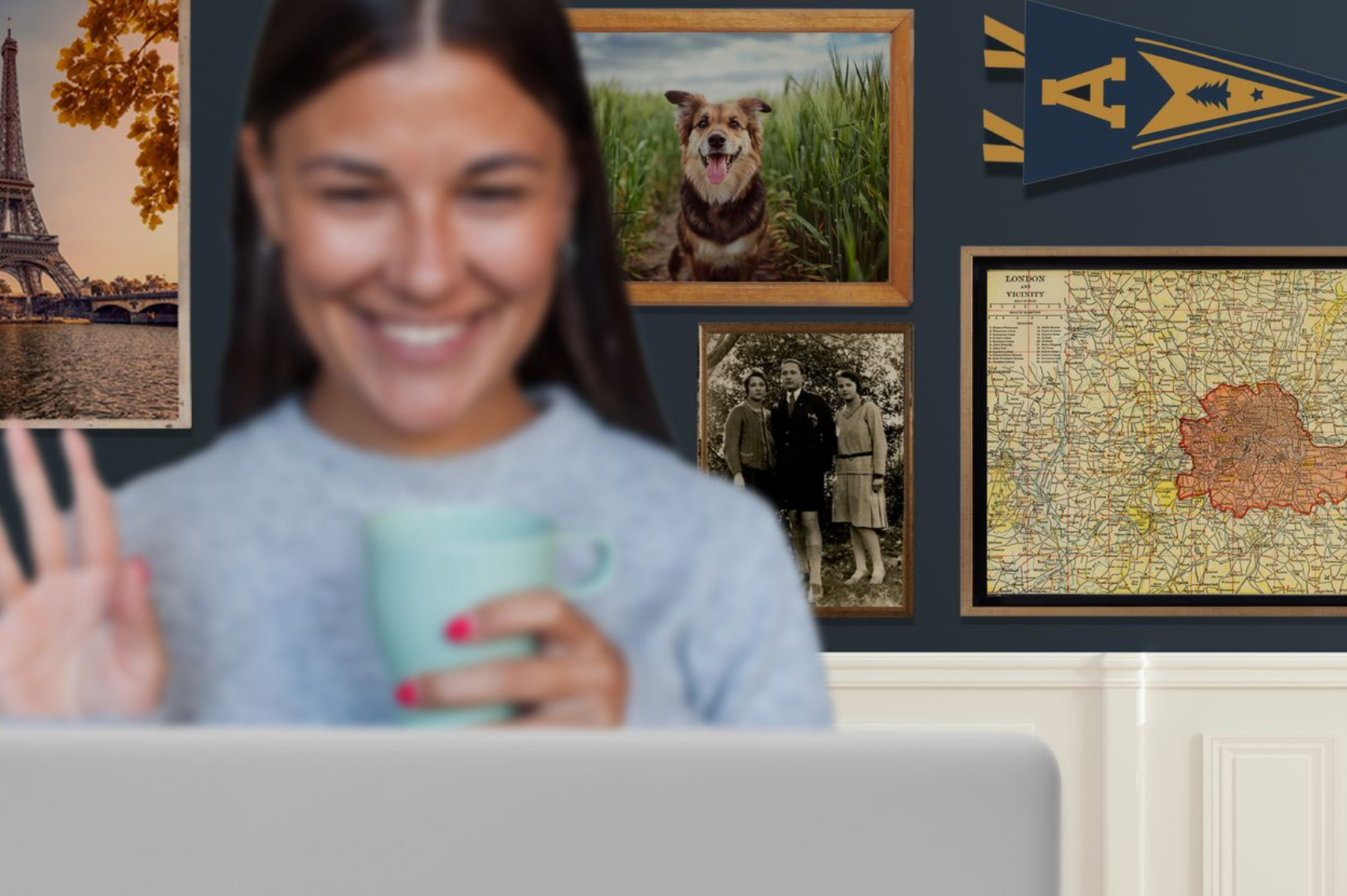 The Dangerous Secrets Our Working-From-Home Photos Reveal