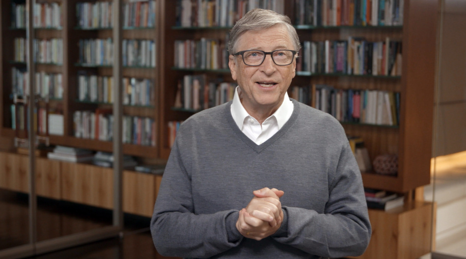 Bill Gates Says Trump's Lack Of Leadership Is Making Pandemic Picture 'More Bleak Than I Would Have Expected'