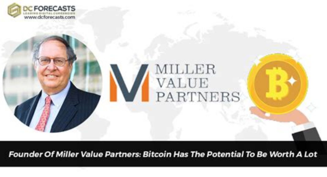 Former Legg Mason Star Bill Miller And Bloomberg Are Optimistic About Bitcoin's Future