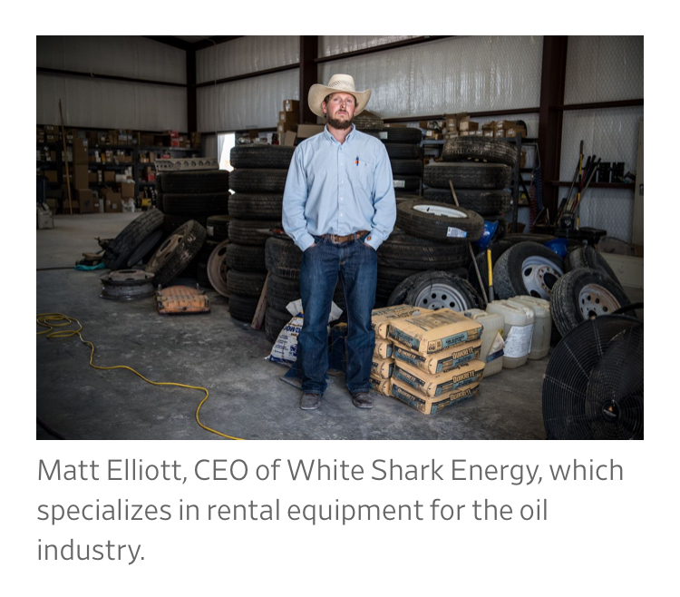 When A Texas Oil Boom Goes Busts
