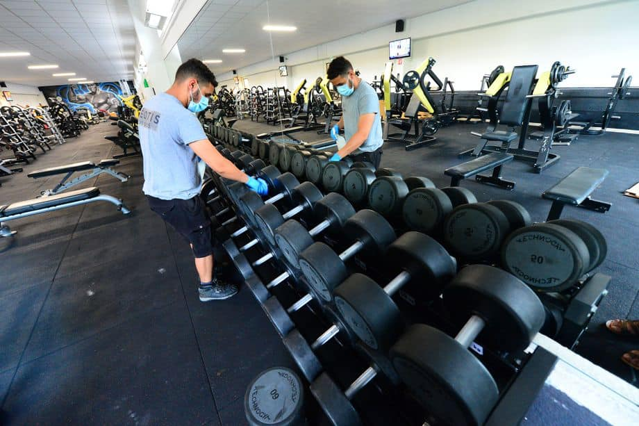 Why It's So Hard To Find Dumbbells In The US