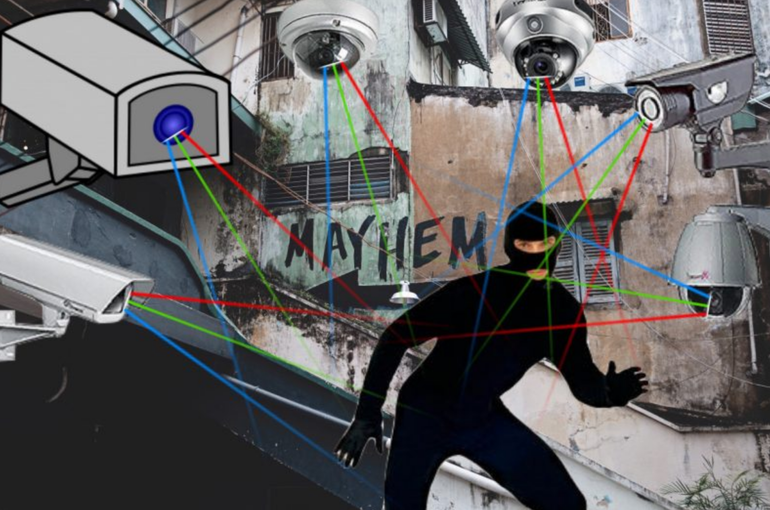 Bockchain-Based Surveillance Camera Technology Detects Crime In Real-Time