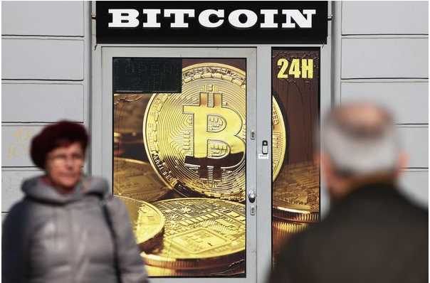 Bitcoin Is Riding High Again As Investors Embrace Risk