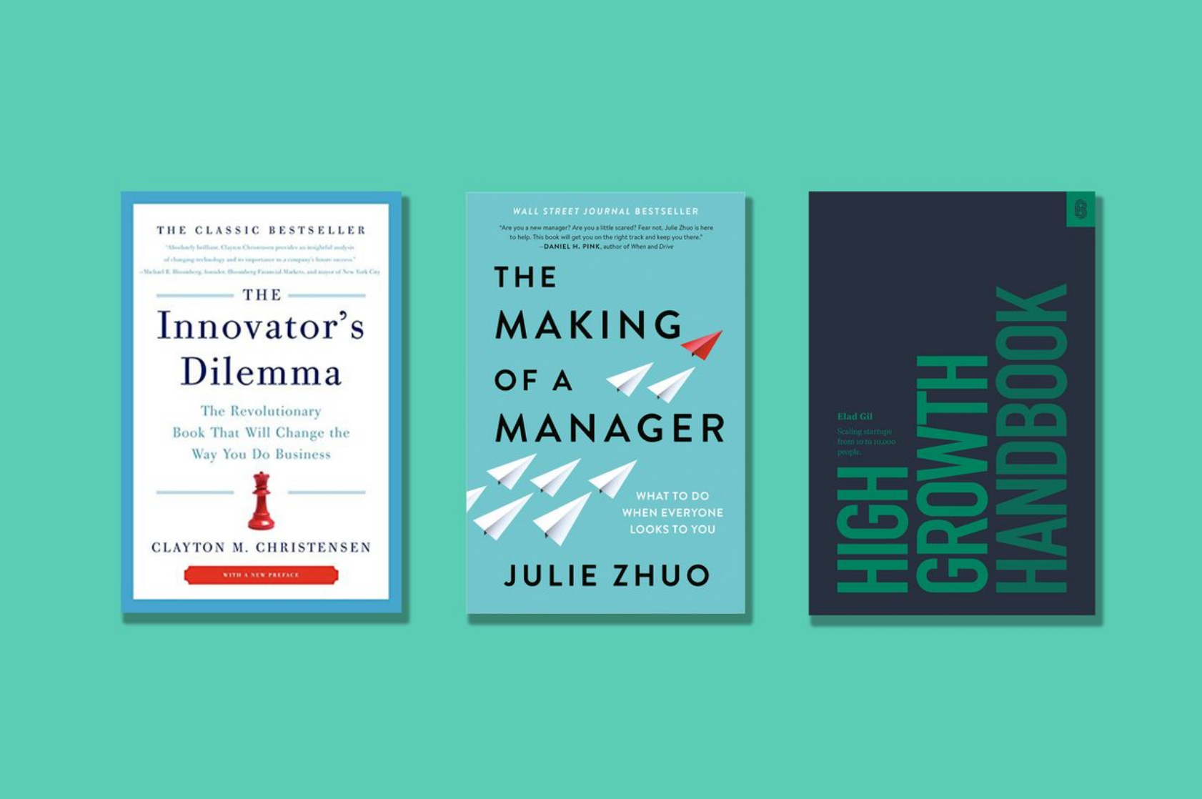 The Books To Read Before You Start A Business