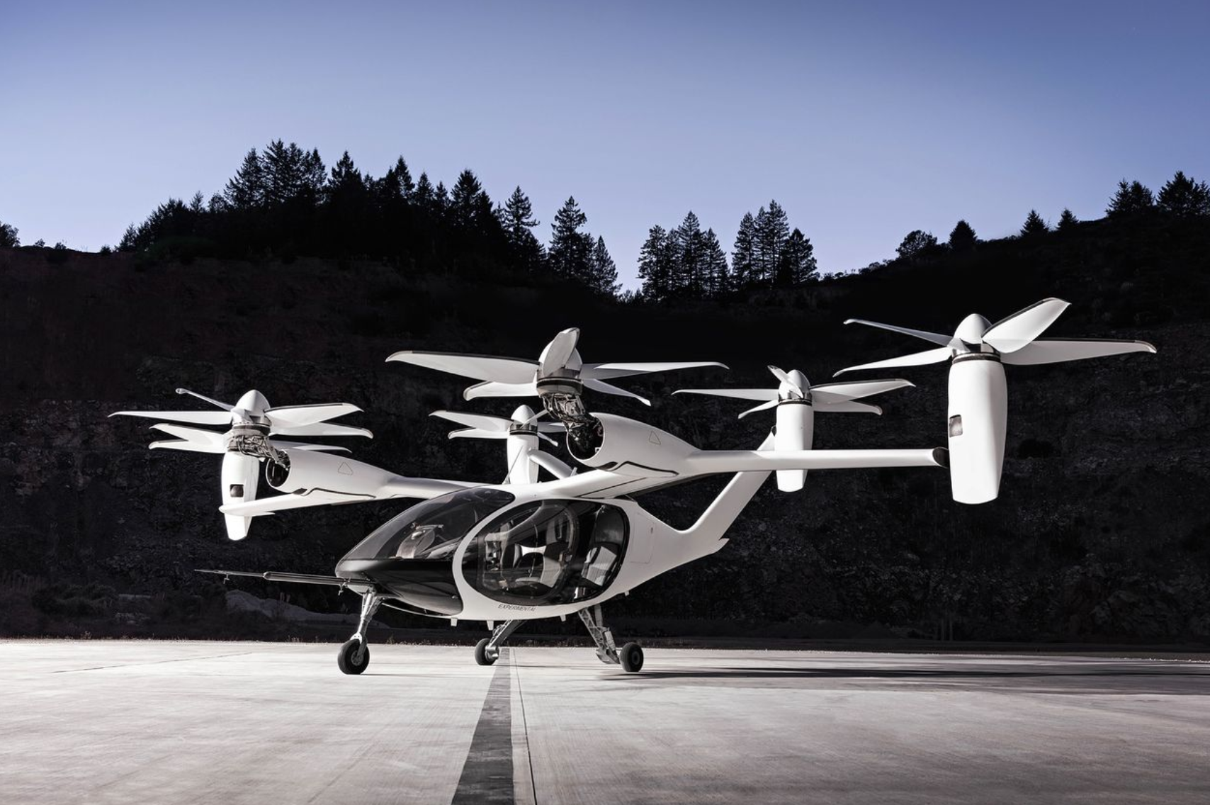 US Air Force Gives Lift To Flying Taxis
