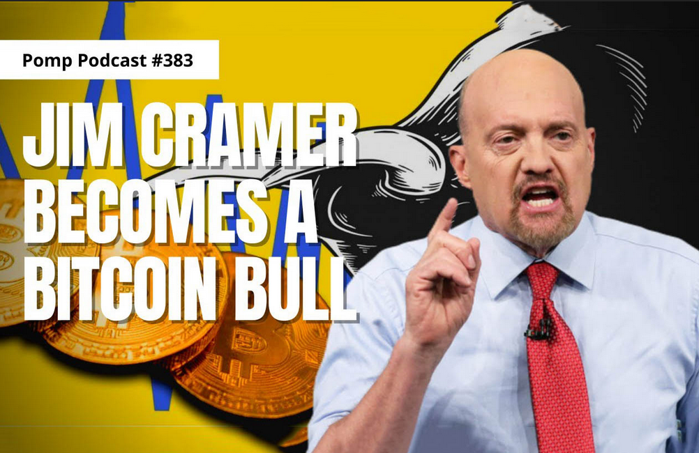 Jim Cramer Bought Bitcoin While 'Off Nicely From The Top' In $17,000S
