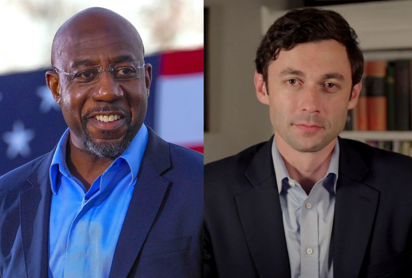 Democrats Take Senate Control With Georgia Wins
