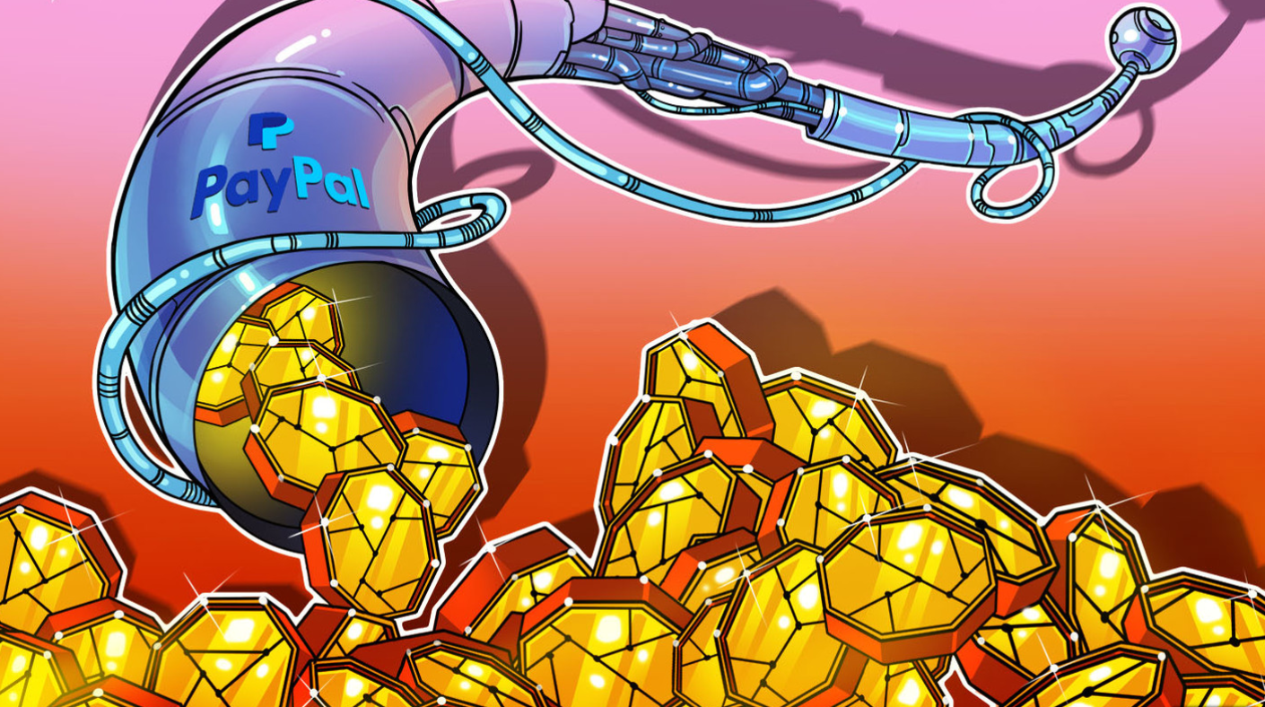 Retail Has Arrived As Paypal Clears $242M In Crypto Sales Nearly Double The Previous Record