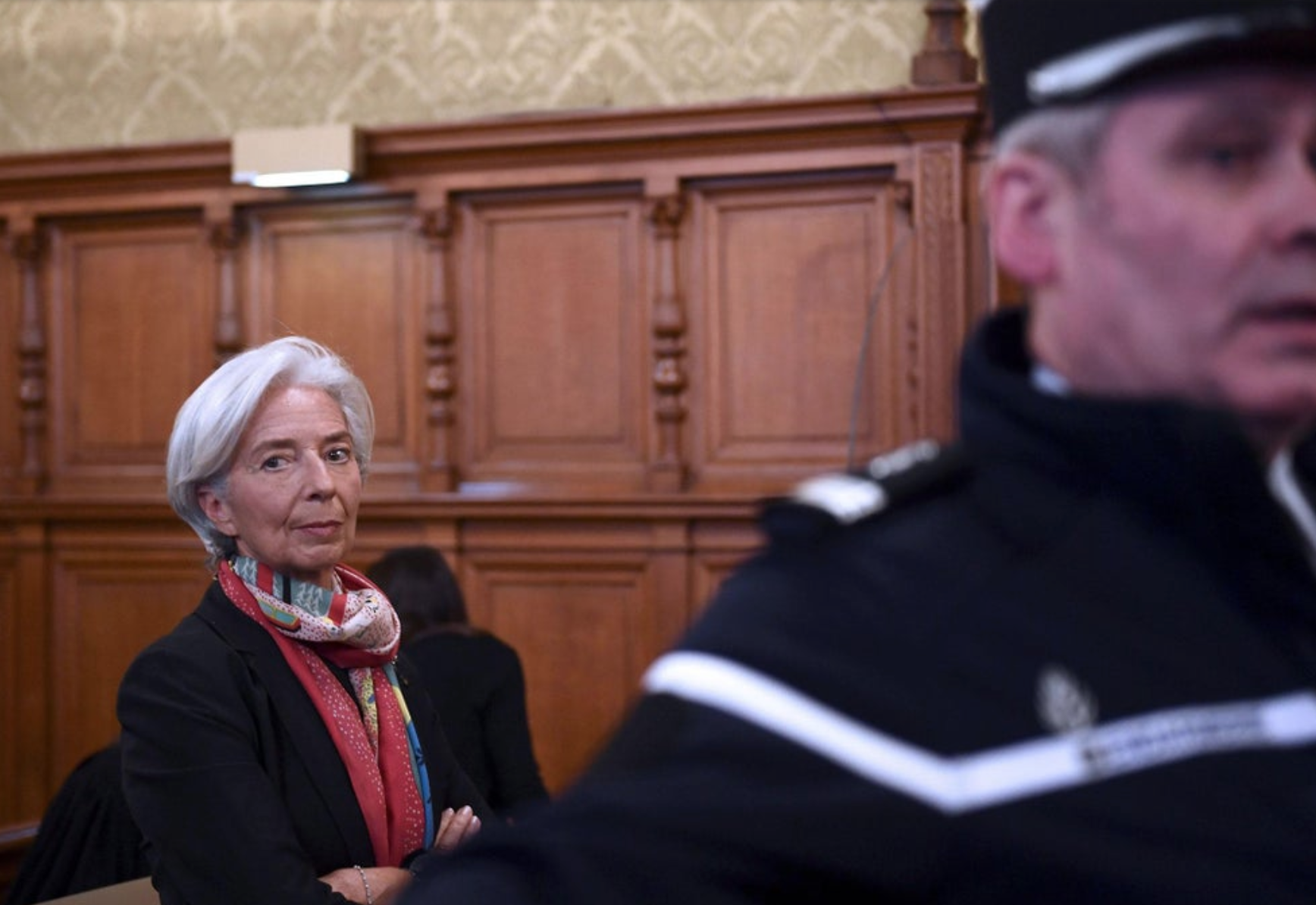"ECB President Christine Lagarde (French Convict) Says, Bitcoin Enables ""Funny Business."""