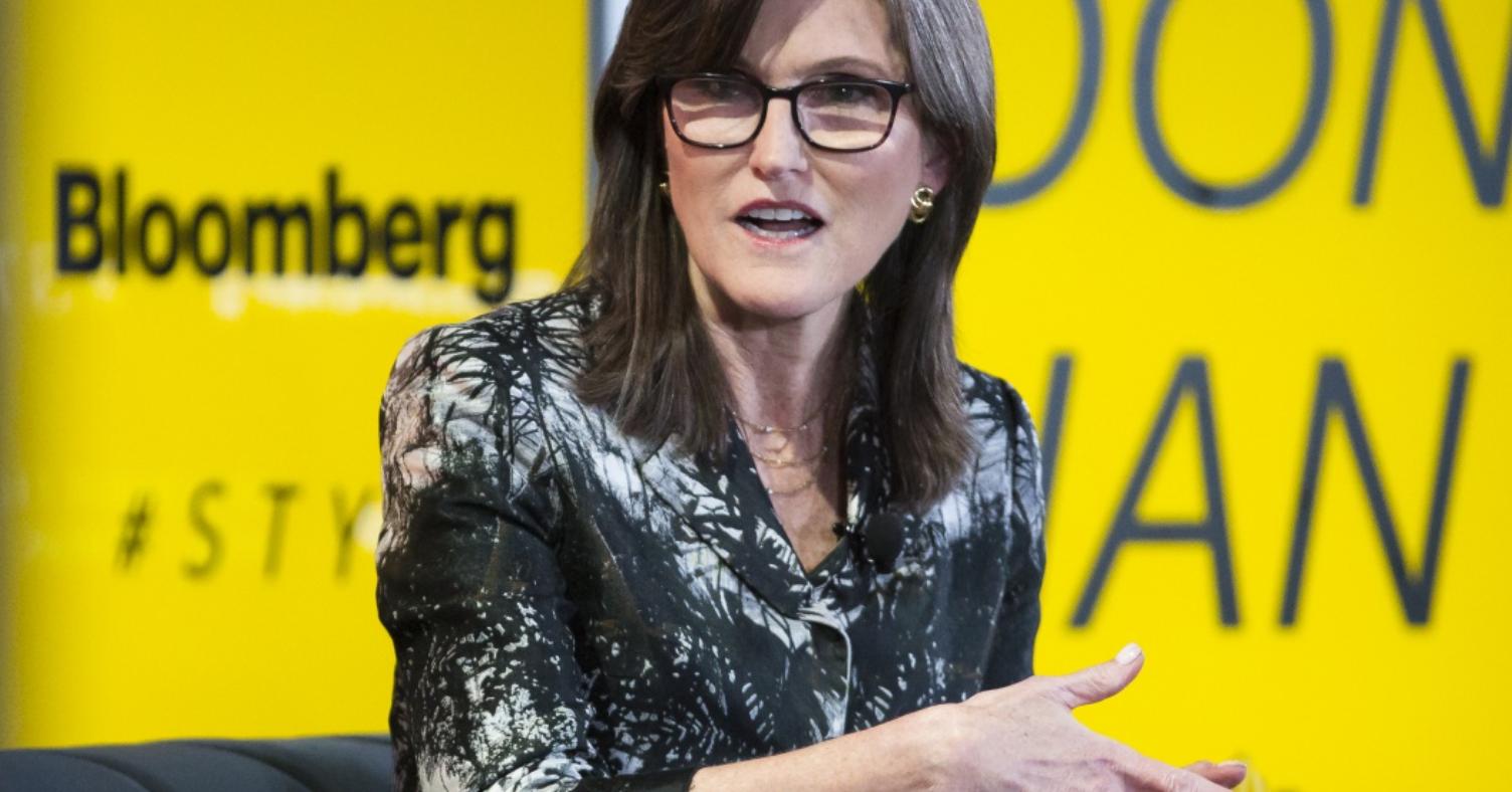 Cathie Wood Amasses $50 Billion And A New Nickname: 'Money Tree'