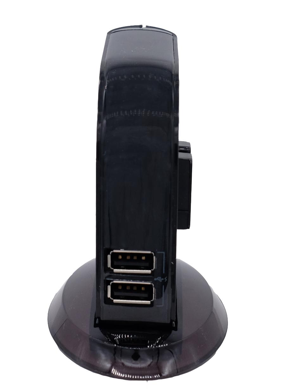 7 Port High Speed USB Hub Hidden Camera